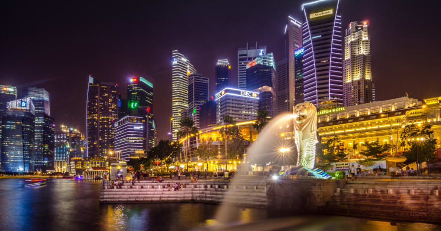 Los juegos de azar en Singapur