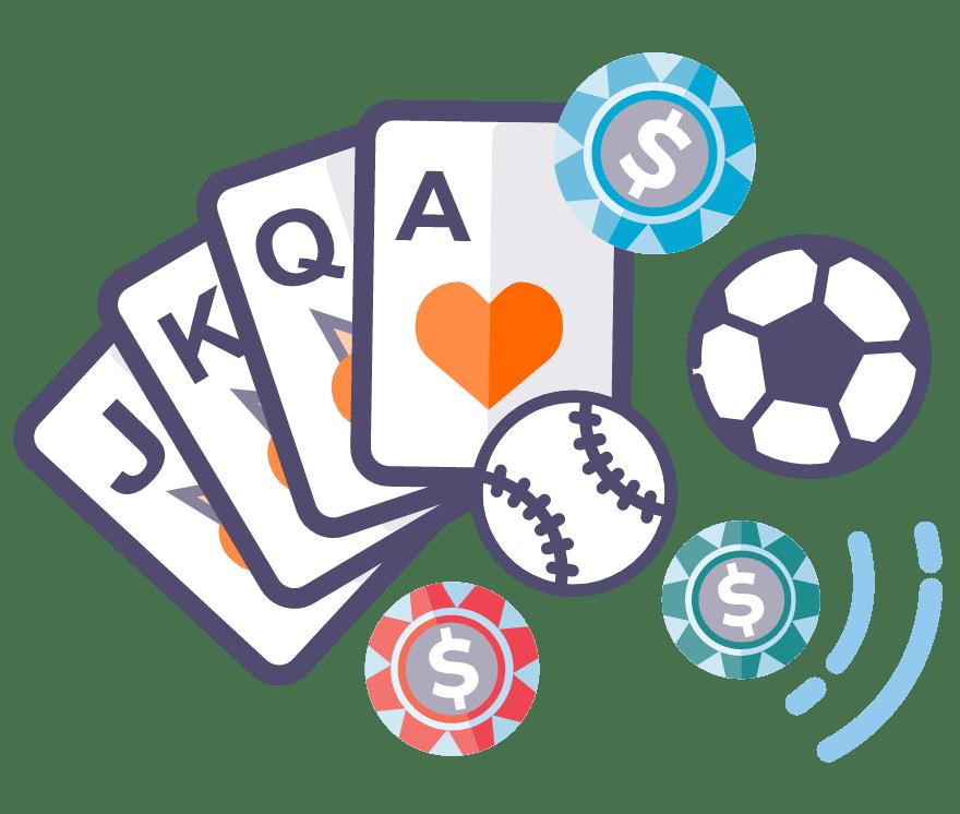 Los 17 mejores sitios de Casino de Sports Betting en línea en Chile