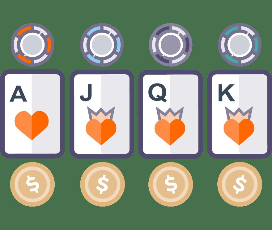 Los 2 mejores sitios de Casino de Faraón en línea en Chile
