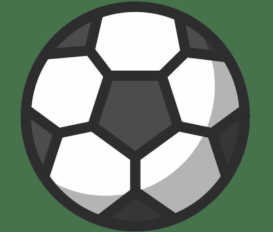 Los 37 mejores sitios de Casino de Apuestas de fútbol en línea en Chile