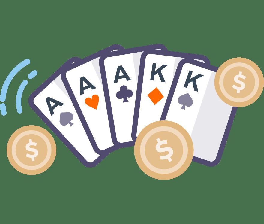 Los 121 mejores sitios de Casino de Póker en línea en Chile