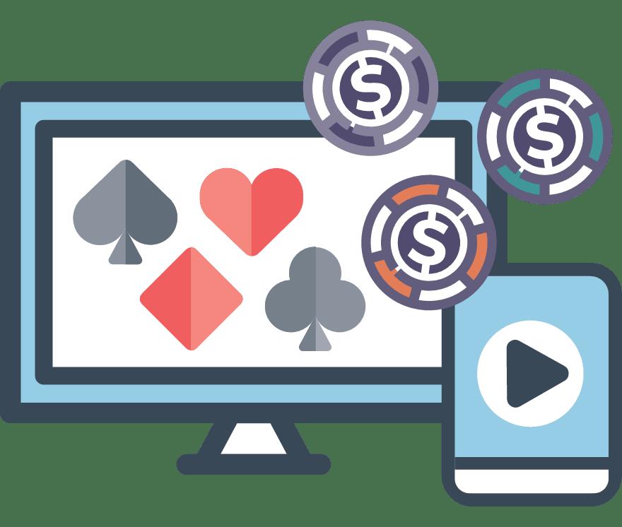 Los 94 mejores sitios de Casino de Vídeo póker en línea en Chile