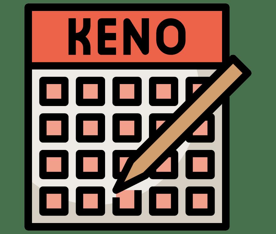 Los 47 mejores sitios de Casino de Keno en línea en Chile