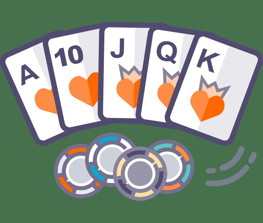 Los 56 mejores sitios de Casino de Texas Hold'em en línea en Chile