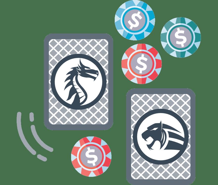 Los 53 mejores sitios de Casino de Dragón Tigre en línea en Chile