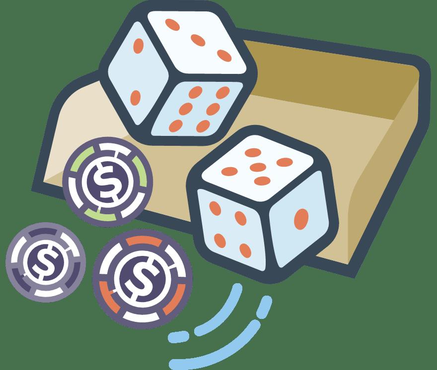 Los 44 mejores sitios de Casino de Dados en línea en Chile