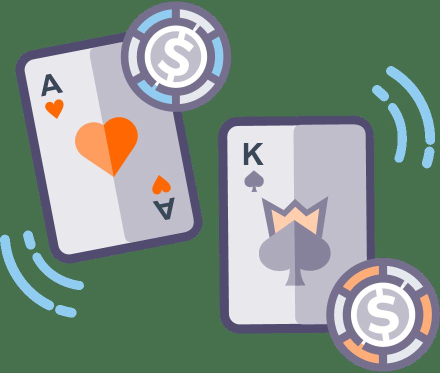 Los 11 mejores sitios de Casino de Guerra de casino en línea en Chile